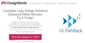 Professional Logo Online – 4 Steps