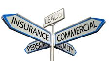 Insurance Leads Logo